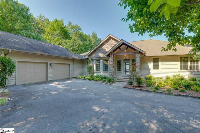 1319 Mountain Summit Road, Travelers Rest, SC 29690 (#1448615) :: Realty ONE Group Freedom