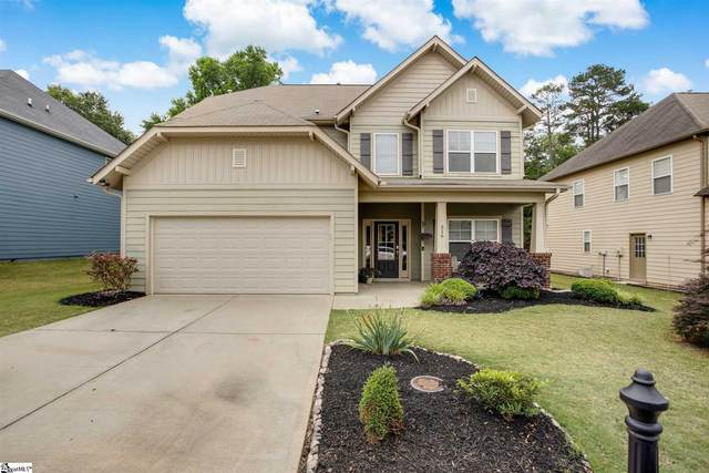 316 Strasburg Drive, Simpsonville, SC 29681 (#1448620) :: Coldwell Banker Caine