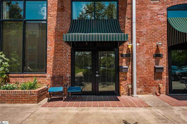 300 South Street Unit 122, Simpsonville, SC 29681 (#1448628) :: Realty ONE Group Freedom