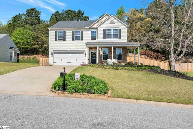338 Hamilton Parkway, Easley, SC 29642 (#1448657) :: Realty ONE Group Freedom