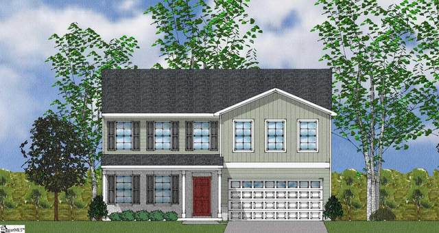 9068 Germaine Court Lot 91, Boiling Springs, SC 29316 (#1448665) :: Coldwell Banker Caine