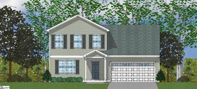 7073 Luna Mae Court Lot 40, Boiling Springs, SC 29316 (#1448667) :: Coldwell Banker Caine