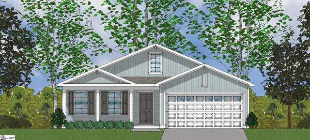 7058 Luna Mae Court Lot 15, Boiling Springs, SC 29316 (#1448669) :: Coldwell Banker Caine