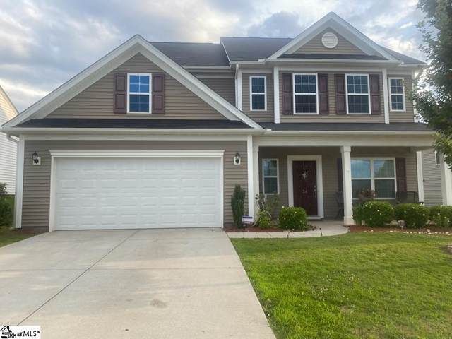 34 Remus Way, Simpsonville, SC 29681 (#1448703) :: Realty ONE Group Freedom