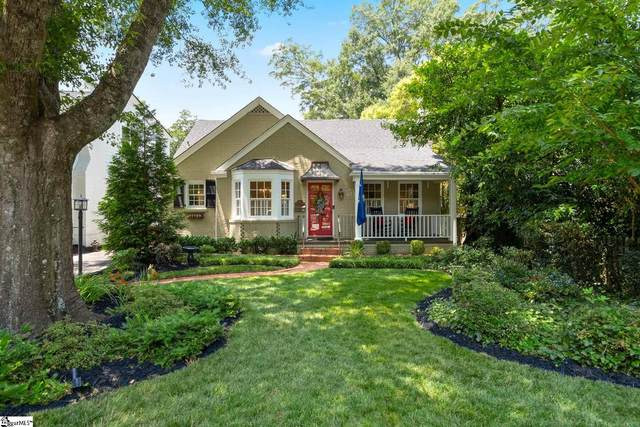 12 Ottaway Drive, Greenville, SC 29605 (#1448770) :: Realty ONE Group Freedom