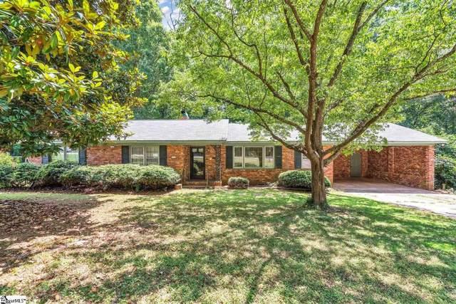 411 Springwood Drive, Spartanburg, SC 29302 (#1448774) :: Coldwell Banker Caine