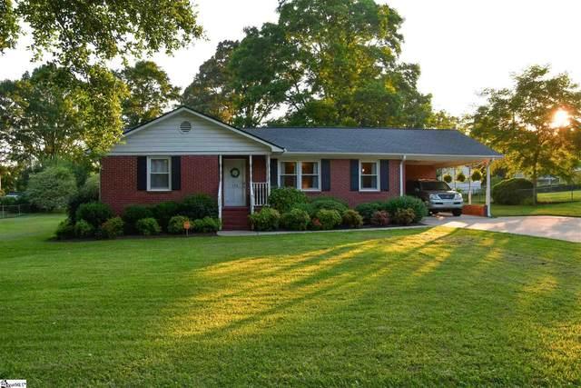 151 Eastview Circle, Simpsonville, SC 29681 (#1448809) :: Hamilton & Co. of Keller Williams Greenville Upstate