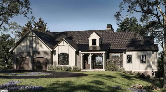 60 Grand Vista Drive Lot 8, Greenville, SC 29609 (MLS #1448830) :: Prime Realty