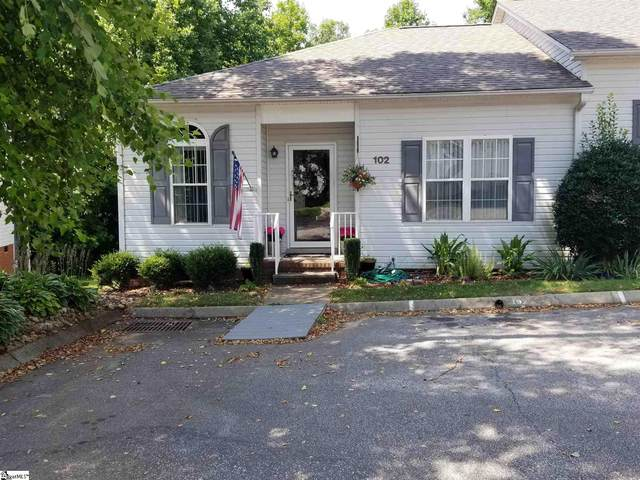 102 Huntress Drive, Greer, SC 29651 (#1448861) :: Realty ONE Group Freedom