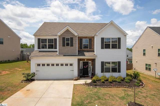 327 Lost Lake Drive, Simpsonville, SC 29681 (#1448873) :: Realty ONE Group Freedom