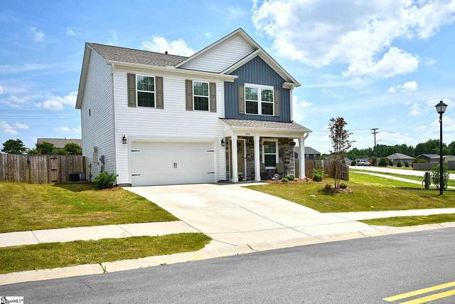 100 Mitford Way, Fountain Inn, SC 29644 (#1448888) :: Realty ONE Group Freedom