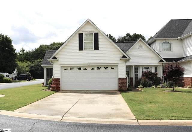 411 Cliffview Court, Greer, SC 29650 (#1448913) :: The Haro Group of Keller Williams