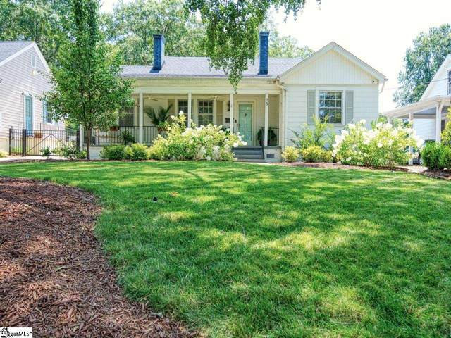 23 Arthur Avenue, Greenville, SC 29605 (#1448939) :: Realty ONE Group Freedom