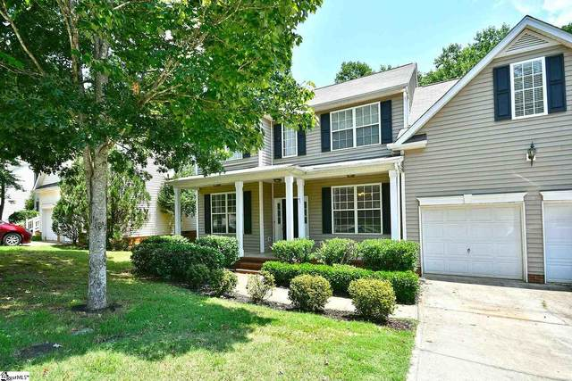 117 Waterton Way, Simpsonville, SC 29680 (#1448962) :: Realty ONE Group Freedom