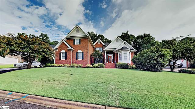 721 Carriage Hill Road, Simpsonville, SC 29681 (#1448975) :: Realty ONE Group Freedom