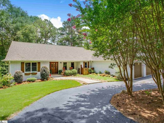 209 W Commodore Drive, Cross Hill, SC 29332 (#1448996) :: Realty ONE Group Freedom