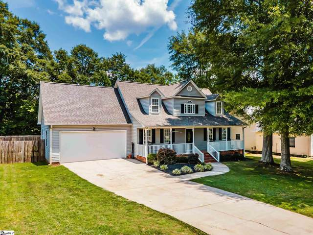 103 Jester Court, Williamston, SC 29697 (#1449009) :: Coldwell Banker Caine