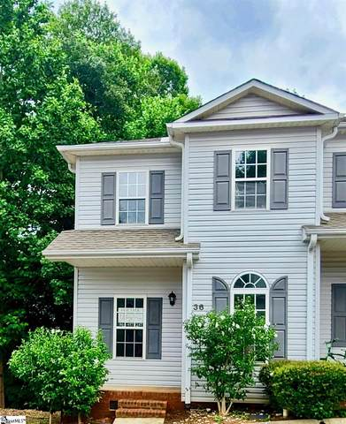 36 Huntress Drive, Greer, SC 29651 (#1449051) :: Realty ONE Group Freedom