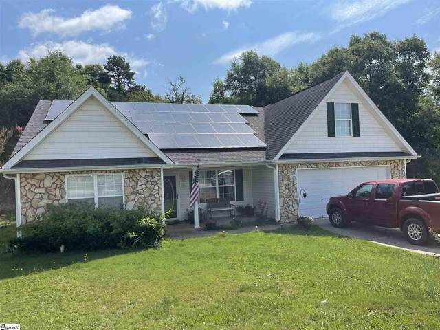 306 London Drive, Laurens, SC 29360 (#1449099) :: Realty ONE Group Freedom