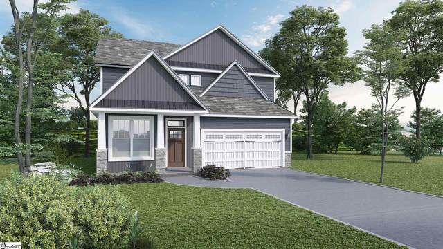 210 Daystrom Drive, Greer, SC 29651 (#1449114) :: The Toates Team