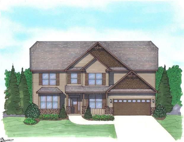 100 Owens Creek Court, Greer, SC 29651 (MLS #1449120) :: Prime Realty