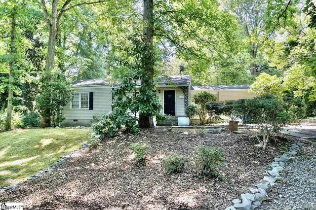 204 Wildwood Street, Spartanburg, SC 29302 (#1449130) :: Hamilton & Co. of Keller Williams Greenville Upstate
