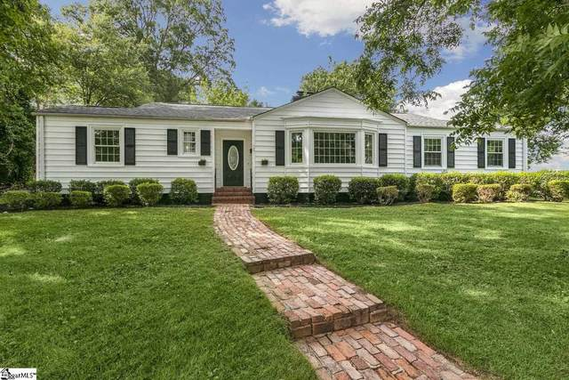 409 Longview Terrace, Greenville, SC 29605 (#1449148) :: Coldwell Banker Caine