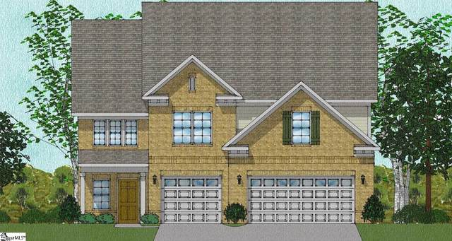 324 Valley Oak Drive Lot 105, Belton, SC 29627 (#1449185) :: Hamilton & Co. of Keller Williams Greenville Upstate