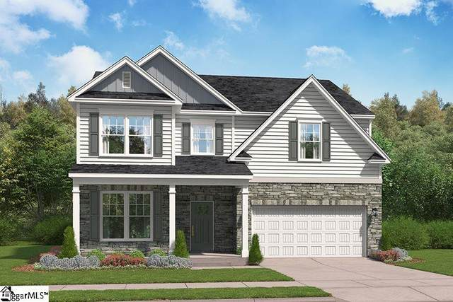 436 Marietta Lane Homesite 056, Duncan, SC 29334 (#1449230) :: The Haro Group of Keller Williams