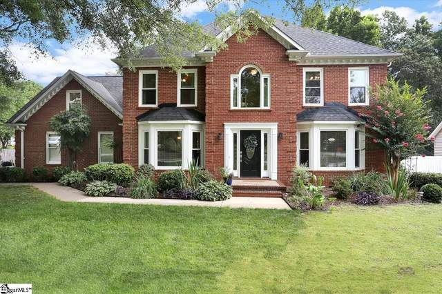 119 Forrester Creek Drive, Greenville, SC 29607 (#1449240) :: Coldwell Banker Caine