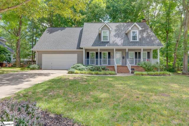 102 Fox Chase Court, Simpsonville, SC 29680 (#1449241) :: Realty ONE Group Freedom
