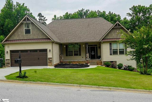 105 Amber Oaks Drive, Greer, SC 29651 (#1449261) :: Realty ONE Group Freedom