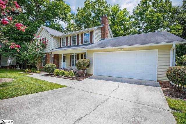10 Raintree Court, Taylors, SC 29687 (#1449267) :: Coldwell Banker Caine