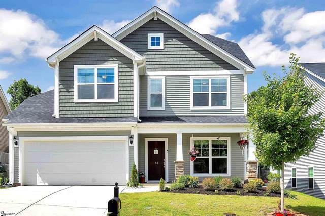 14 Burge Court, Simpsonville, SC 29681 (#1449325) :: Realty ONE Group Freedom