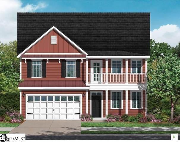18 Needham Drive, Simpsonville, SC 29681 (#1449344) :: Hamilton & Co. of Keller Williams Greenville Upstate