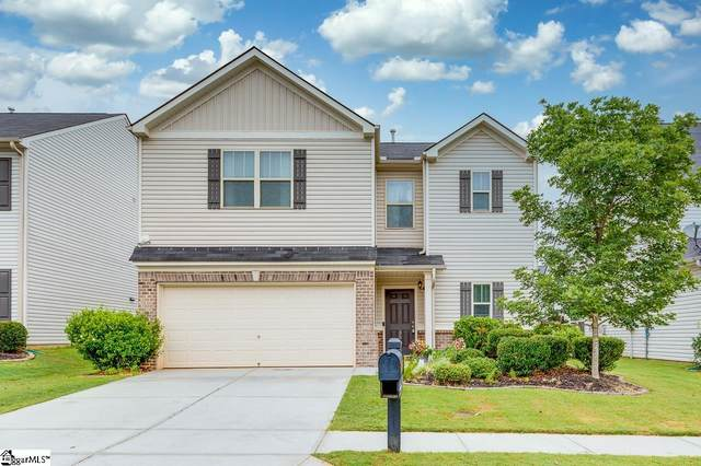 321 Barrett Chase Drive, Simpsonville, SC 29680 (#1449356) :: Realty ONE Group Freedom