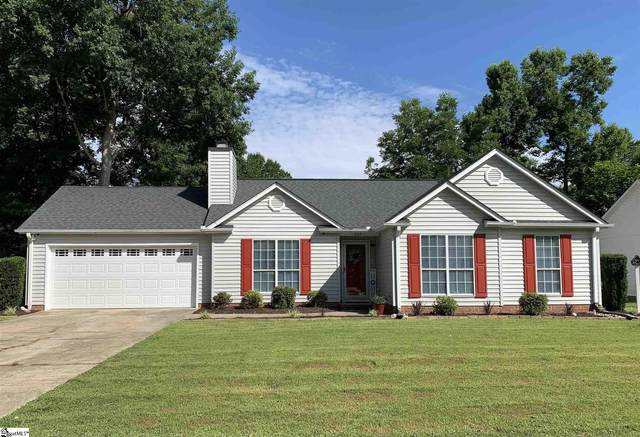 527 Dunwoody Drive, Simpsonville, SC 29681 (#1449381) :: Coldwell Banker Caine