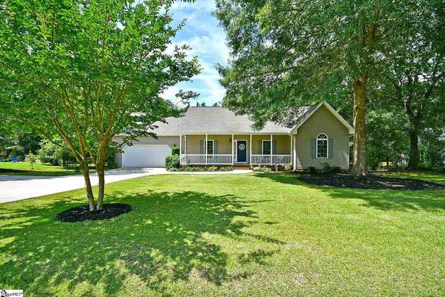 112 Wild Oak Run, Anderson, SC 29625 (#1449394) :: Coldwell Banker Caine