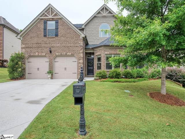 18 Lazy Willow Drive, Simpsonville, SC 29680 (#1449398) :: Coldwell Banker Caine