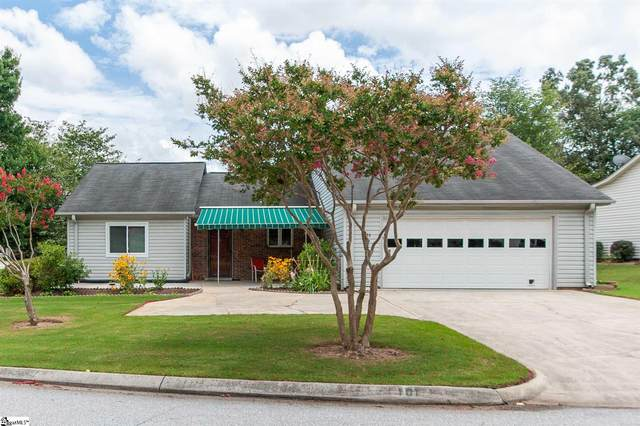 101 N Woodgreen Way, Greenville, SC 29615 (#1449444) :: Realty ONE Group Freedom