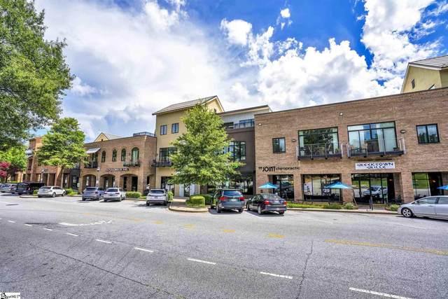 400 E Mcbee Avenue #4204, Greenville, SC 29601 (#1449445) :: Parker Group