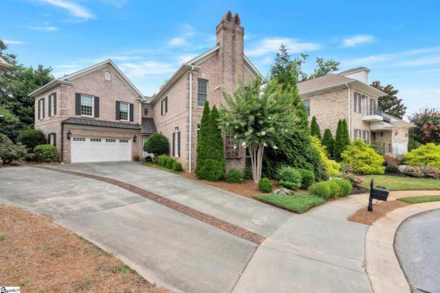 124 Lowther Hall Lane, Greenville, SC 29615 (MLS #1449449) :: Prime Realty