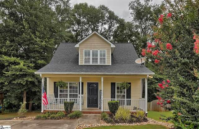 701 Cotton Branch Drive, Boiling Springs, SC 29316 (#1449502) :: Coldwell Banker Caine