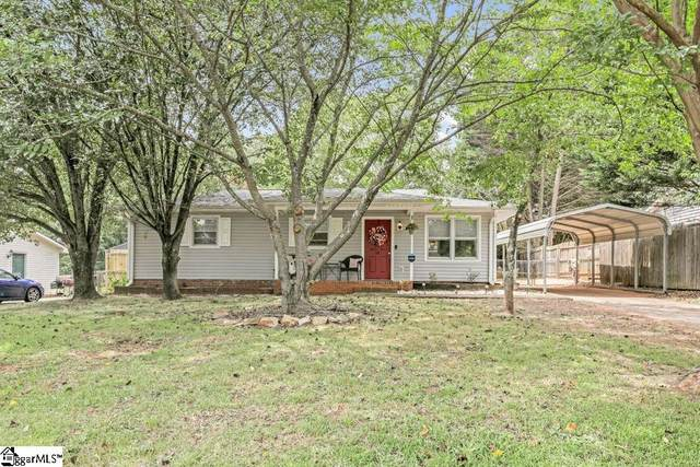 19 Ford Drive, Wellford, SC 29385 (#1449530) :: Coldwell Banker Caine