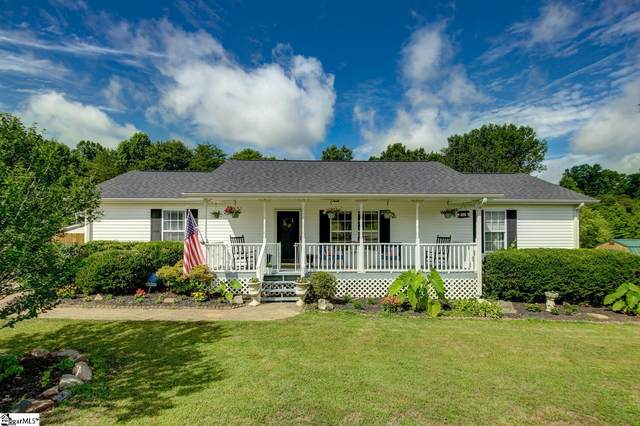 2 South Tiger Court, Travelers Rest, SC 29690 (#1449535) :: Realty ONE Group Freedom