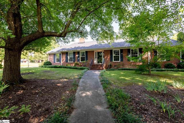3 Vaille Drive, Taylors, SC 29687 (#1449543) :: Coldwell Banker Caine