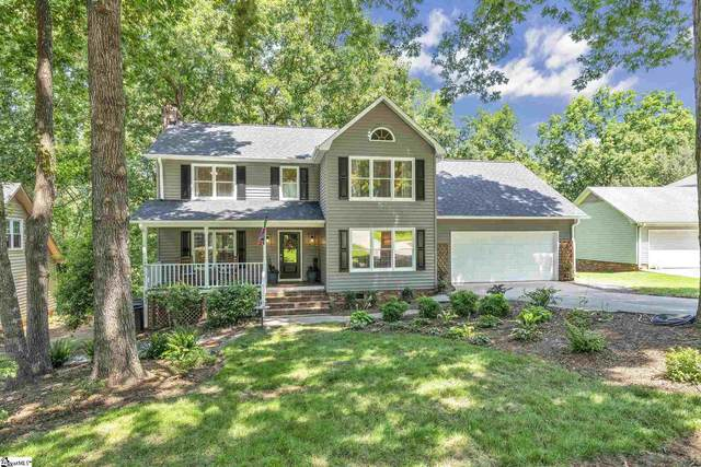 208 Golf View Lane, Greenville, SC 29609 (#1449561) :: Coldwell Banker Caine