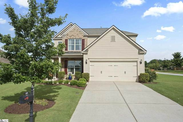 100 Yount Court, Easley, SC 29642 (#1449574) :: Coldwell Banker Caine