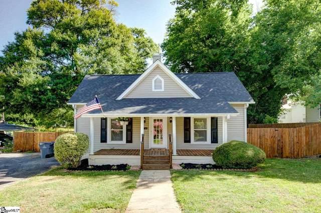 525 N Fairview Avenue, Spartanburg, SC 29303 (#1449592) :: Coldwell Banker Caine