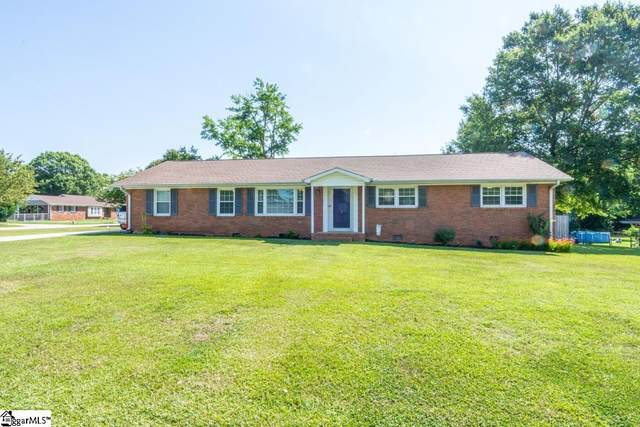 6 Green Acres Drive, Boiling Springs, SC 29316 (#1449603) :: The Haro Group of Keller Williams